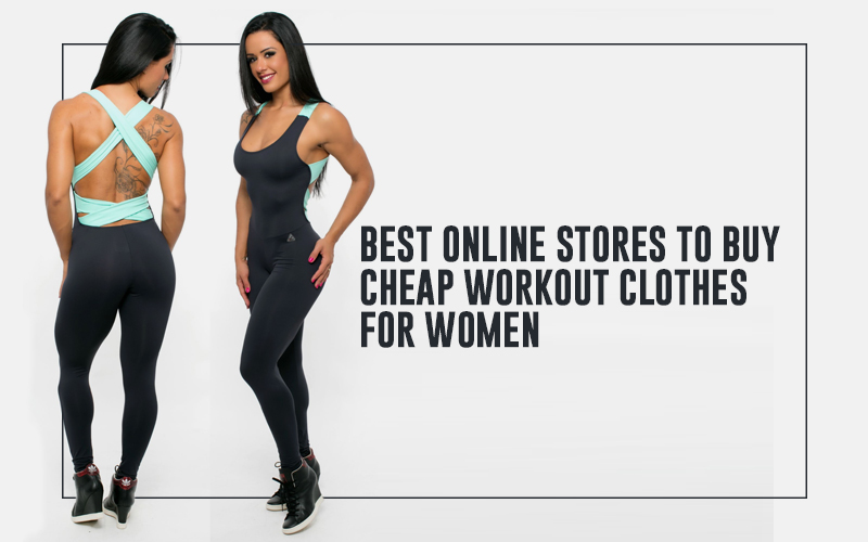 Best Online Stores To Buy Cheap Workout Clothes For Women -7997
